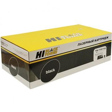 Картридж лазерный Kyocera TK-715 (Hi-Black)