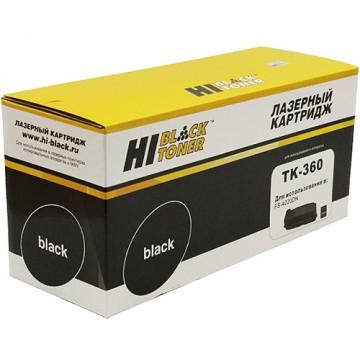 Картридж лазерный Kyocera TK-360 (Hi-Black)