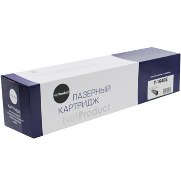 Картридж лазерный Toshiba T-1640E, 6AJ00000024 (NetProduct)