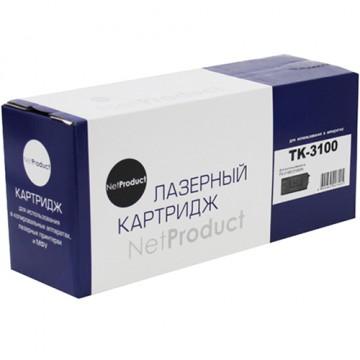 Картридж лазерный Kyocera TK-3100 (NetProduct)