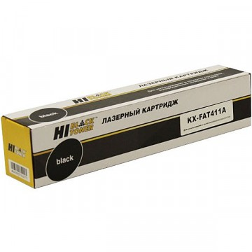 Картридж лазерный Panasonic KX-FAT411A (Hi-Black)