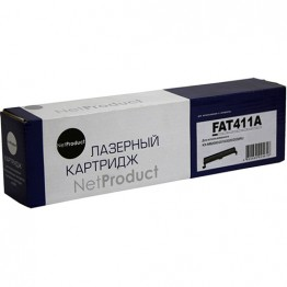 Картридж лазерный Panasonic KX-FAT411A (NetProduct)