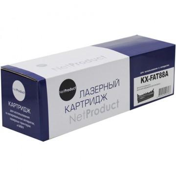Картридж лазерный Panasonic KX-FAT88A (NetProduct)