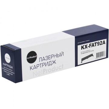 Картридж лазерный Panasonic KX-FAT92A (NetProduct)