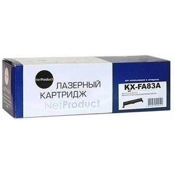 Картридж лазерный Panasonic KX-FA83A (NetProduct)