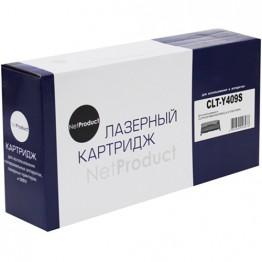 Картридж лазерный Samsung CLT-Y409S (NetProduct)