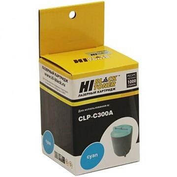 Картридж лазерный Samsung CLP-C300A (Hi-Black)