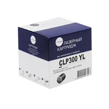Картридж лазерный Samsung CLP-Y300A (NetProduct)