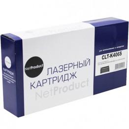 Картридж лазерный Samsung CLT-K406S (NetProduct)