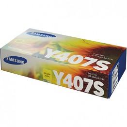 Картридж лазерный Samsung CLT-Y407S