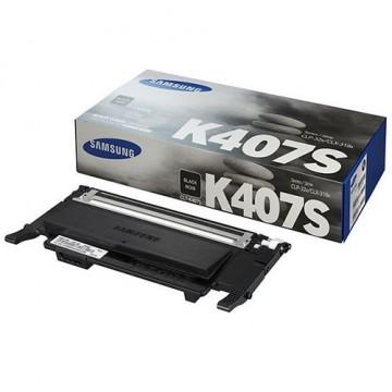 Картридж лазерный Samsung CLT-K407S