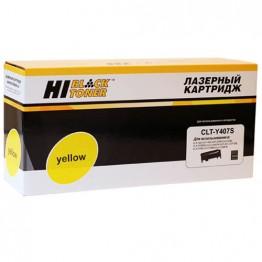 Картридж лазерный Samsung CLT-Y407S (Hi-Black)