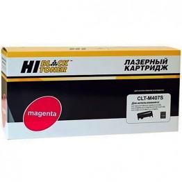 Картридж лазерный Samsung CLT-M407S (Hi-Black)