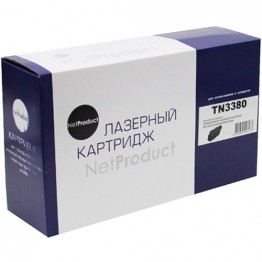 Картридж лазерный Brother TN-3380 (NetProduct)