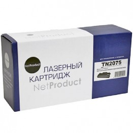 Картридж лазерный Brother TN-2075 (NetProduct)
