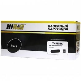 Картридж лазерный Kyocera TK-580BK (Hi-Black)