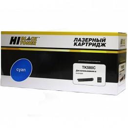 Картридж лазерный Kyocera TK-580C (Hi-Black)
