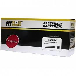 Картридж лазерный Kyocera TK-580M (Hi-Black)
