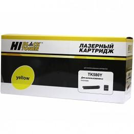 Картридж лазерный Kyocera TK-580Y (Hi-Black)