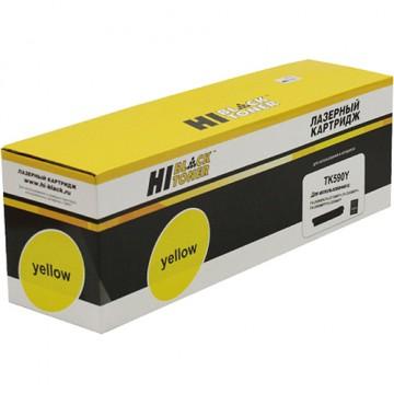 Картридж лазерный Kyocera TK-590Y (Hi-Black)