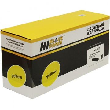 Картридж лазерный Kyocera TK-560Y (Hi-Black)