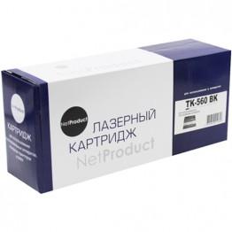 Картридж лазерный Kyocera TK-560BK (NetProduct)