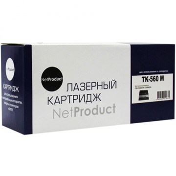 Картридж лазерный Kyocera TK-560M (NetProduct)