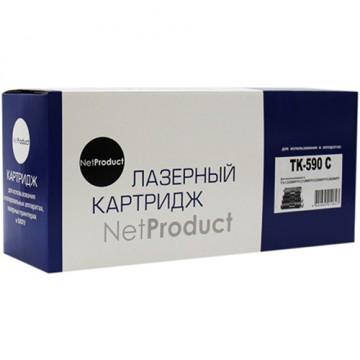 Картридж лазерный Kyocera TK-590C (NetProduct)