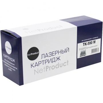 Картридж лазерный Kyocera TK-590M (NetProduct)