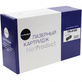 Картридж лазерный Kyocera TK-4105 (NetProduct)