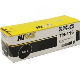 Картридж лазерный Konica Minolta TN-116, A1UC050 (Hi-Black)