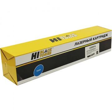 Картридж лазерный HP CB381A (Hi-Black)