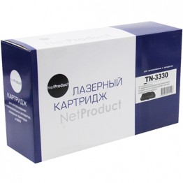 Картридж лазерный Brother TN-3330 (NetProduct)