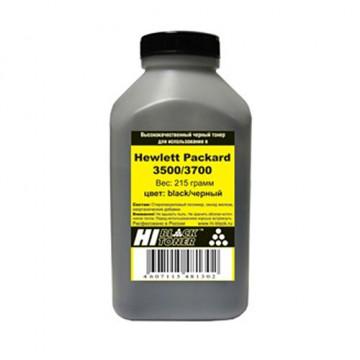 Тонер HP Color LJ 3500/3700 (Hi-Black), BK, 215 г, банка