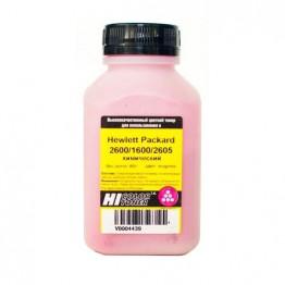 Тонер HP CLJ 2600/1600/2605 химический (Hi-Color) M, 85 г, банка