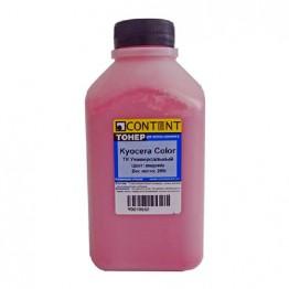 Тонер Kyocera Color TK Универсальный (Content), M, 200 г, банка
