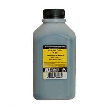 Тонер Kyocera Color TK-865 Универсальный (Hi-Black), черный