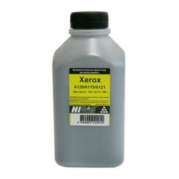 Тонер Xerox Phaser 6120/6115/6121 (Hi-Black), BK, 220 г, банка