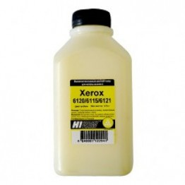 Тонер Xerox Phaser 6120/6115/6121 (Hi-Color) Y, 175 г, банка