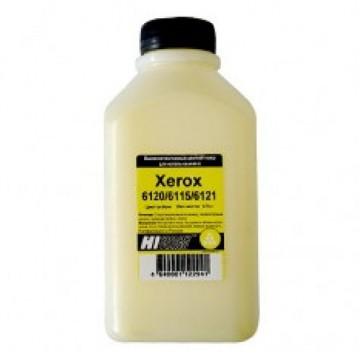 Тонер Xerox Phaser 6120/6115/6121 (Hi-Color) Y, 175 г, банка