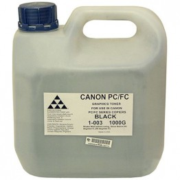 Тонер Canon PC/FC (AQC) фасовка Россия, 1 кг, канистра
