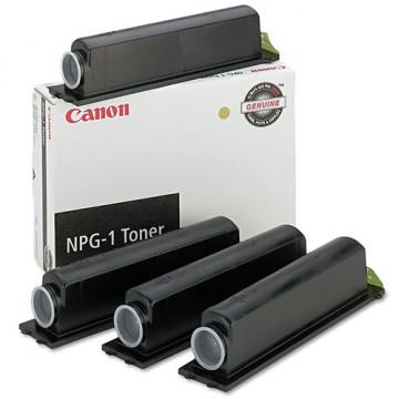 Тонер Canon NP 1215/1550/2020/2120/6317/6416 (Original), NPG-1, 190г, туба