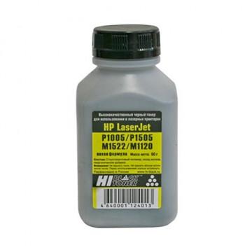 Тонер HP LJ P1005/P1505/ProP1566/ProP1102 (Hi-Black), новая формула, Тип 4.1, 60 г, банка