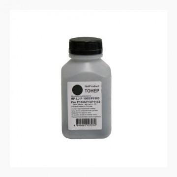 Тонер HP LJ P1005/P1505/ProP1566/ProP1102 (NetProduct), 60 г, банка