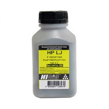 Тонер HP LJ P1005/P1505/ProP1566/ProP1102 (Hi-Black), Тип 4.2, 85 г, банка