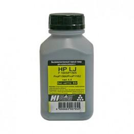 Тонер HP LJ P1005/P1505/ProP1566/ProP1102 (Hi-Black), Тип 4.4, 85 г, банка