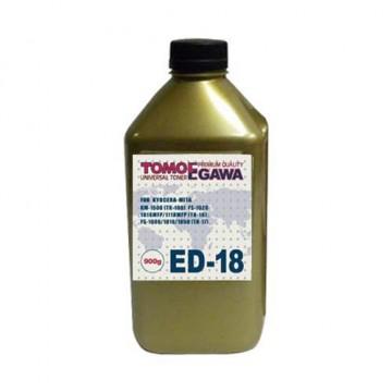 Тонер Kyocera KM-1500/FS-1020 (Tomoegawa) TK100/TK18, 1 кг, канистра
