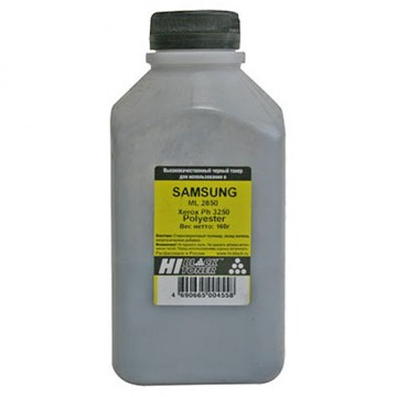Тонер Samsung ML2850/Xerox Phaser 3250 (Hi-Black), Тип 1.4, Polyester, 160 г, банка