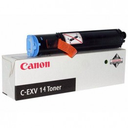 Тонер Canon iR2016/2016J/2020 (Original), C-EXV14, BK, 1туба 460г