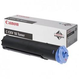 Тонер Canon iR 1018/1022/1024 (Original), C-EXV18, BK